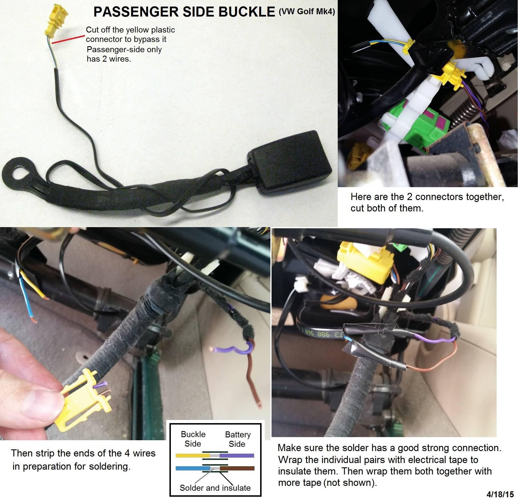 [Solder wires passenger